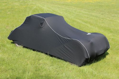 Morgan Indoor Car Cover - Black